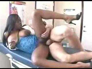 Porno Video of Busty Ebony Fucked In Hospital