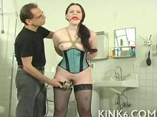 Porn Tube of Dirty Frightened Slut