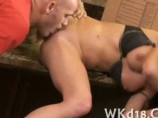 Porn Tube of Pussy Licked And Fucked