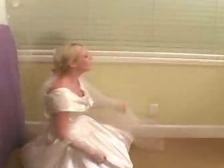 Porno Video of Nysguy's Futanari Bride And Bridesmaid