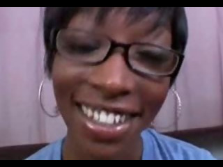 Porno Video of Freaky Ebony Cuckold And Facial Cumshot