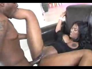 Porn Tube of Ebony Seducing Bbc Guy And Fucked