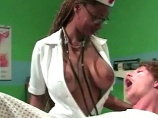 Porno Video of Ebony Nurse Hardcore In Hospital