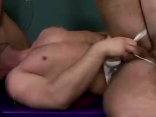 Porno Video of Ass Fucking Threesome Gays