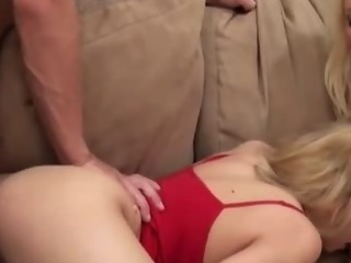 Porn Tube of Cfnm Real Nasty Hoe Gets A Cumshot