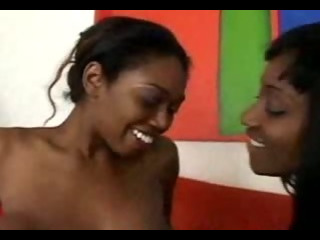Sex Movie of Black Lesbian Toy And Holes Eating