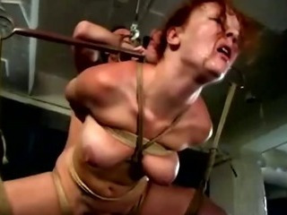 Porno Video of Bound Bdsm Fetish Slave Slut Fuck And Facial