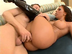 Hot Rachel Starr Reamed Hard