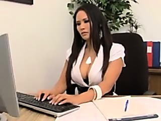 Porn Tube of Office Asian Fuck