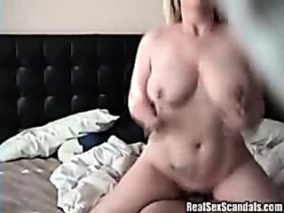 Porn Tube of Cheating Wife Gets Busted While Fucking With Her Friend