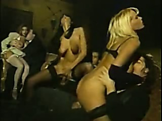 Porno Video of Very Hardcore Retro Porn