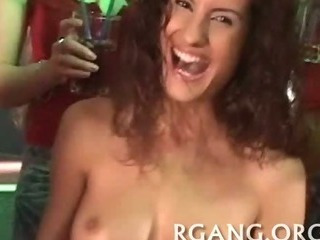 Porn Tube of Lesbo Continues With Rods