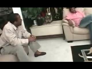 Porno Video of Ebony Slut Sucking And Taking Big Black Dick
