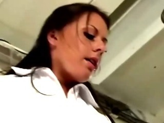 Porno Video of Nurse Penny Flame Is Horny Flogs And Slaps Patient