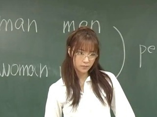 Porno Video of Manami Suzuki Sexy Asian Teacher