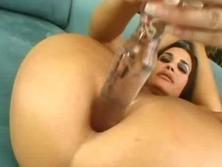 Porno Video of Interracial Anal Banging