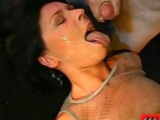 Porn Tube of Watersports Dirty Fetish Slut Blowjob Fuck Piss Shower