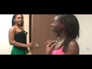 Porno Video of Afo Black Teen Slut Fucking