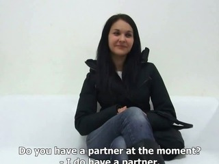 Porno Video of Czech Casting - Barbora (7757)