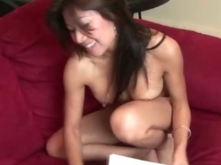 Porno Video of Sexy Masseuse Babe Stripping And Posing