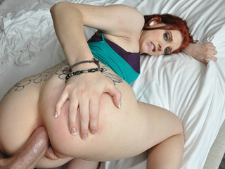 Porn Tube of Bubble Butt Girlfriend Tight Asshole Fucked Caught On Tape