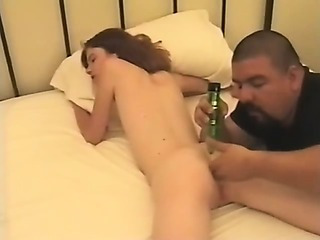 Porno Video of Skinny Homemade Redhead Wife