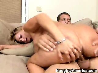Porno Video of Hot Mom Young Cock