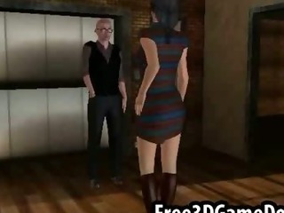 Porn Tube of All Kinds Of 3d Babes And Couples Fucking And Pleasuring