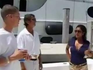 Porno Video of Priya Rai On A Boat