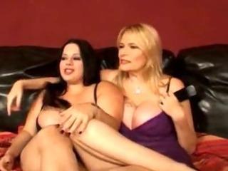 Porn Tube of Lesbian Milf 1