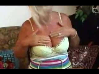 Porn Tube of Hot Granny Masturbates