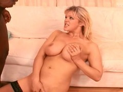 Hot MILF Starr Nailed In The Ass By A Black Cock