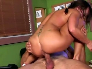 Porn Tube of Dicked From Behind Housewife