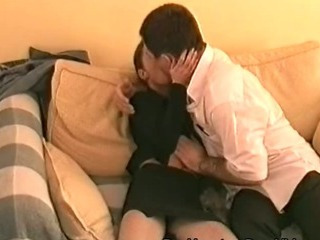 Porno Video of A Petite Mature British Housewife Takes An Ass Fucking