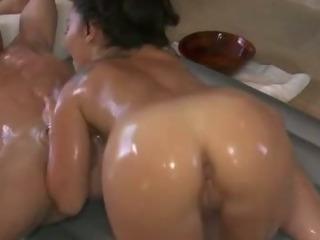 Porno Video of Asian Fetish Hottie Sucks On Hard Dick