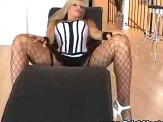 Porno Video of Horny Mature Aunt Hardcore