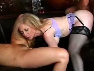 Porno Video of Rookie Swingers Foursome