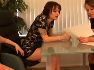 Porno Video of Cfnm Bitches Get Hot For Femdom Dick