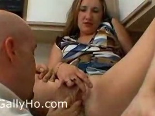 Porn Tube of Amateur Mature Mom Fucked In The Kitchen