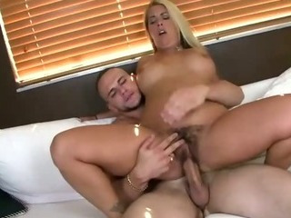 Porno Video of Allisson Divorced But Extreme Horny