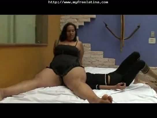 Face Down Ass Up Latina