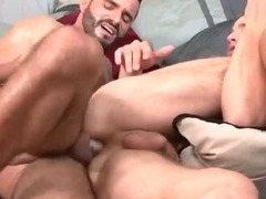Alex fucking some hunk up the anus