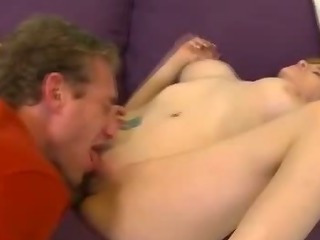 Porn Tube of Petite Little Blonde With Fake Tits