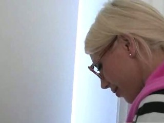 Porno Video of Stepmom Pulls His Cock Out Of A Teen Pussy And Takes The Facial Cumshot
