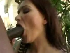 Katja Kassin Gets Fucked By A Big Black Cock - White Curvy Asses