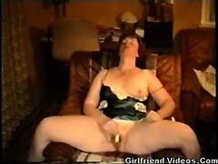 Wife Has Vibrator Orgasm