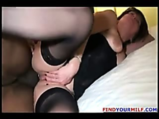 Porno Video of Nasty Milf Anal Rimming With Big Black Guy