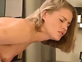 Porno Video of Librarien Gets Fucked In Tight Pussy