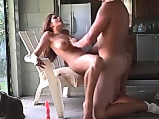 Porn Tube of Amateur Fucking On Chair