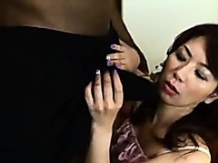 Old Ass Shoda Chisato Fucks Young Black